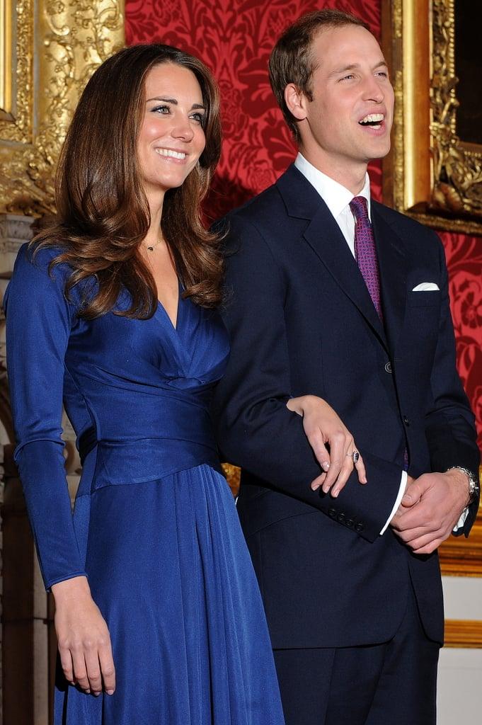 Kate Middleton 2010 Royal Engagement Outfits Popsugar