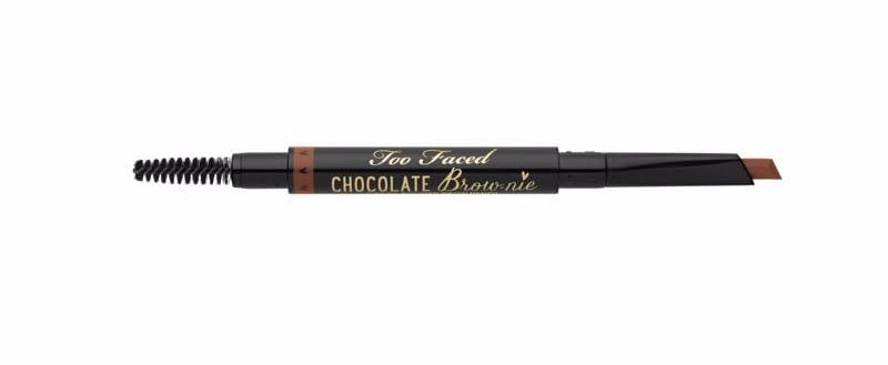 Too Faced Launched 4 Deliciously Chocolate Brownie-Scented Eyebrow Pencils