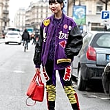 Susie Bubble played for the fashion team.