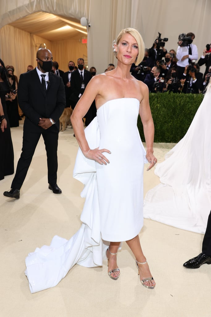 Claire Danes at the 2021 Met Gala