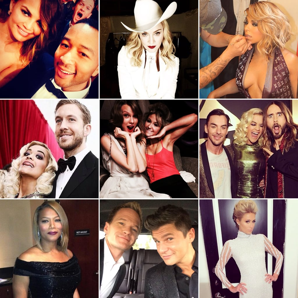 Grammy Awards 2014 Instagram Pictures