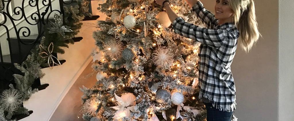 Christina El Moussa Holiday Decorating Tips