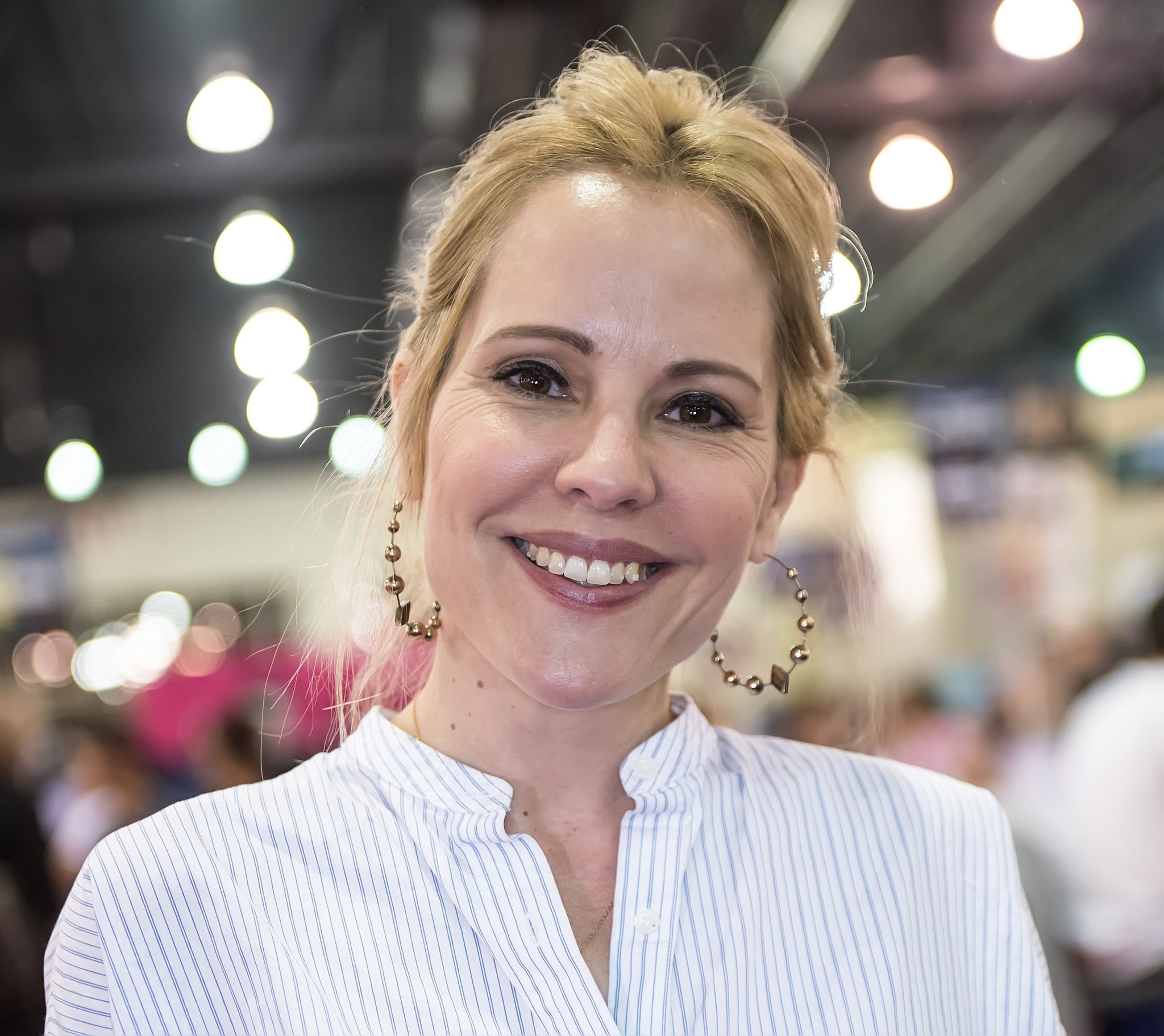 PHILADELPHIA, PA - JUNE 04:  Actress Emma Caulfield attends Wizard World Comic Con Philadelphia 2017 - Day 4 at Pennsylvania Convention Center on June 4, 2017 in Philadelphia, Pennsylvania.  (Photo by Gilbert Carrasquillo/Getty Images)