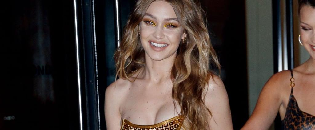 Sexy Gigi Hadid Dresses 2018