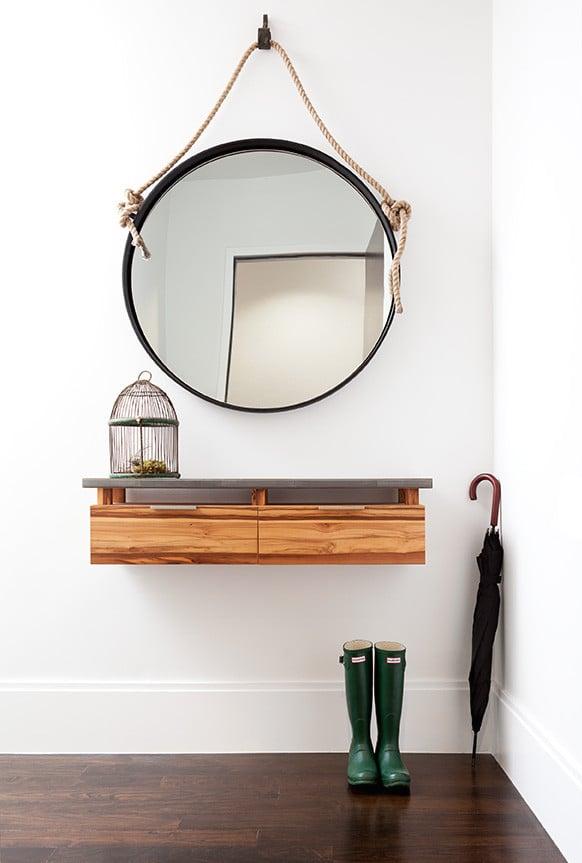 Day 6: Hang a Mirror