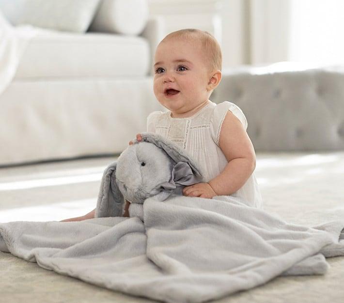 For Infants: Monique Lhuillier Security Blankets