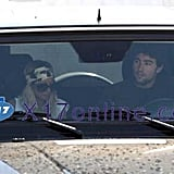 """Nicole and Brody - Still """"Just Friends"""""""