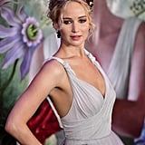 For Jennifer Lawrence, This White Wedding Dress Is in the Cards