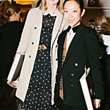 Laura Stoloff and Tomoko Ogura