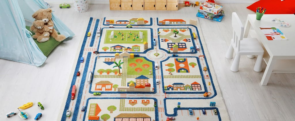 IVI 3D Play Rugs For Kids in City, Playhouse, & More Styles
