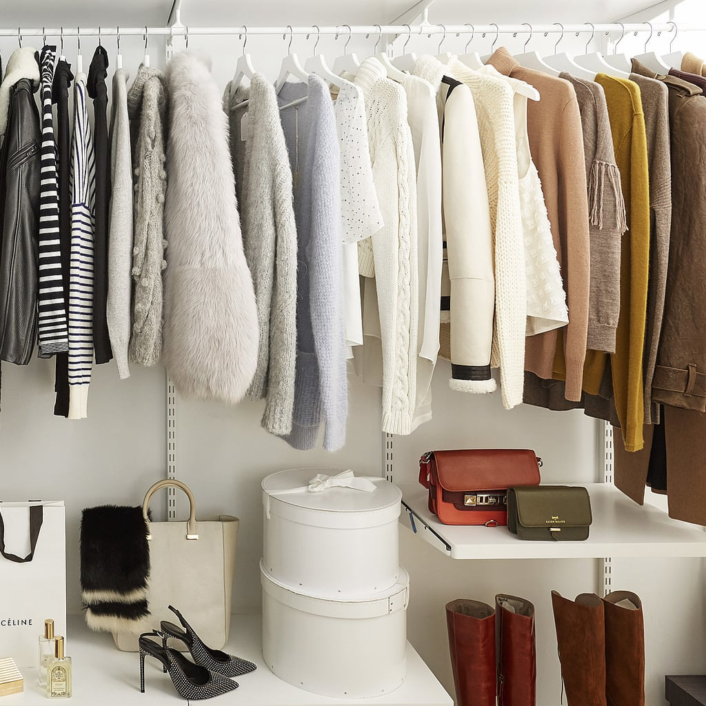 How To Clean Your Closet how to clean out your closet | popsugar fashion