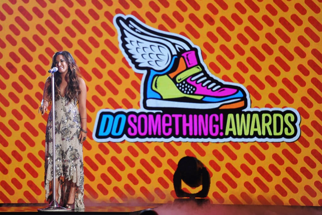 Olivia and Kim Honor David, Justin, and More at the Do Something Awards