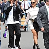 Beyonce and Jay Z at Wimbledon July 2016 | Pictures