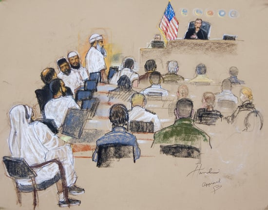 "Front Page: 9/11 ""Mastermind"" to Plead Guilty Without Trial"