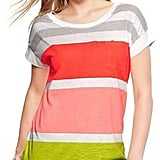 Striped tees are pretty much a forever thing — you'll wear this Gap Market Striped Tee ($25) all season long.