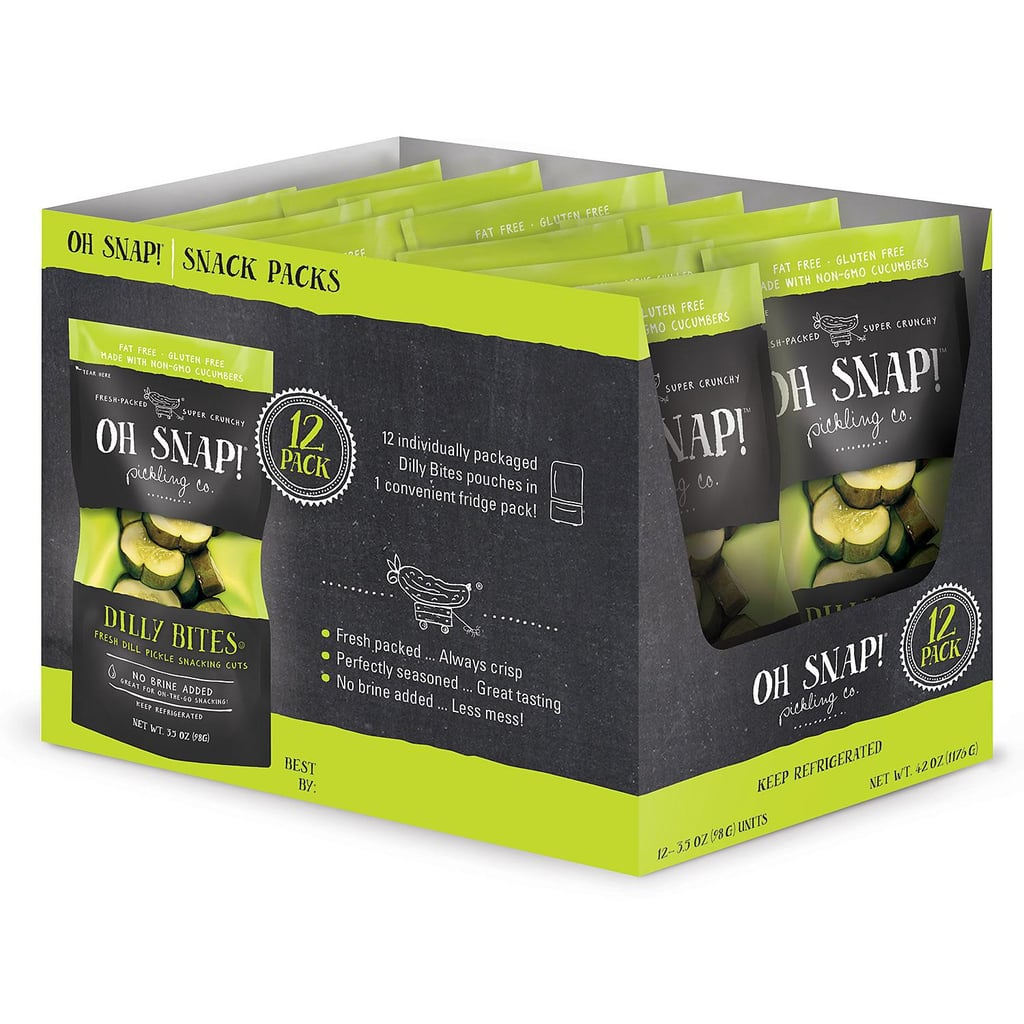 Oh Snap! Pickling Co. Dilly Bites 12-Pack