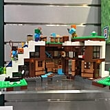 Lego Minecraft The Waterfall House