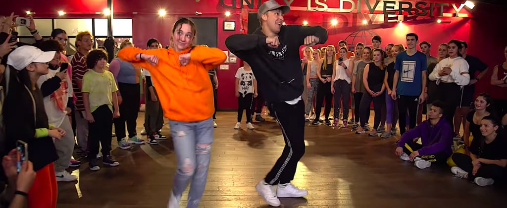 "Justin Bieber ""Intentions"" Dance Video by Matt Steffanina"