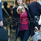 Lauren Conrad headed out of town.