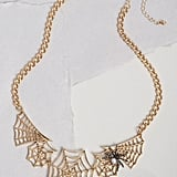 All Caught Up Statement Necklace