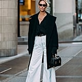 Erin Wasson proves sometimes simplicity is best.