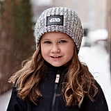Love Your Melon Kids' Star Wars Black Speckled Beanie