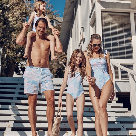 Summersalt x Sara Foster Matching Family Swimwear