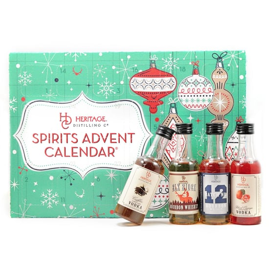 Alcohol Advent Calendar From Heritage Distilling Co.