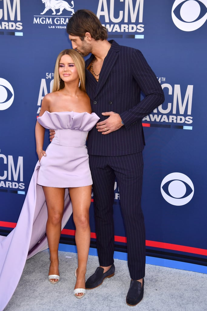 Maren Morris and Ryan Hur