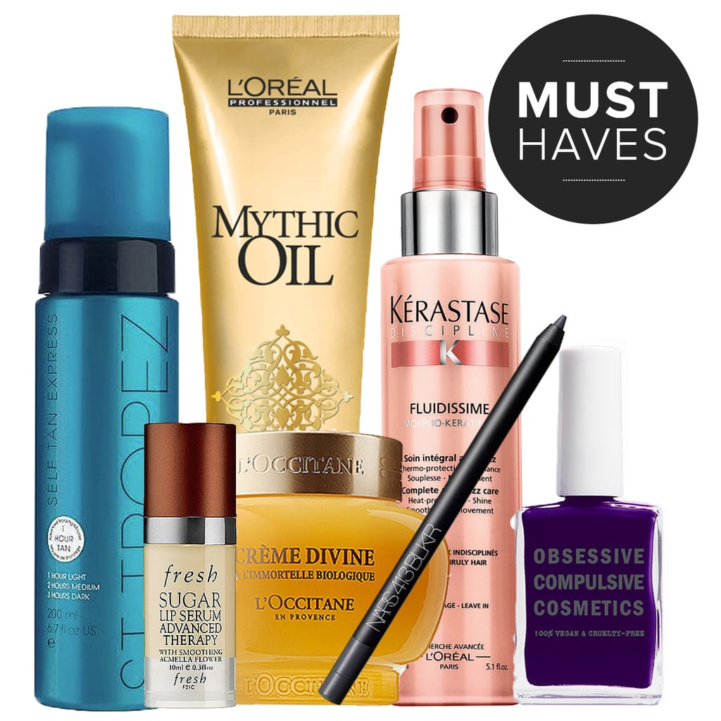 Best Beauty Products For August 2014