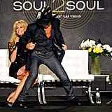 Tim McGraw and Faith Hill Soul2Soul Show at the Venetian