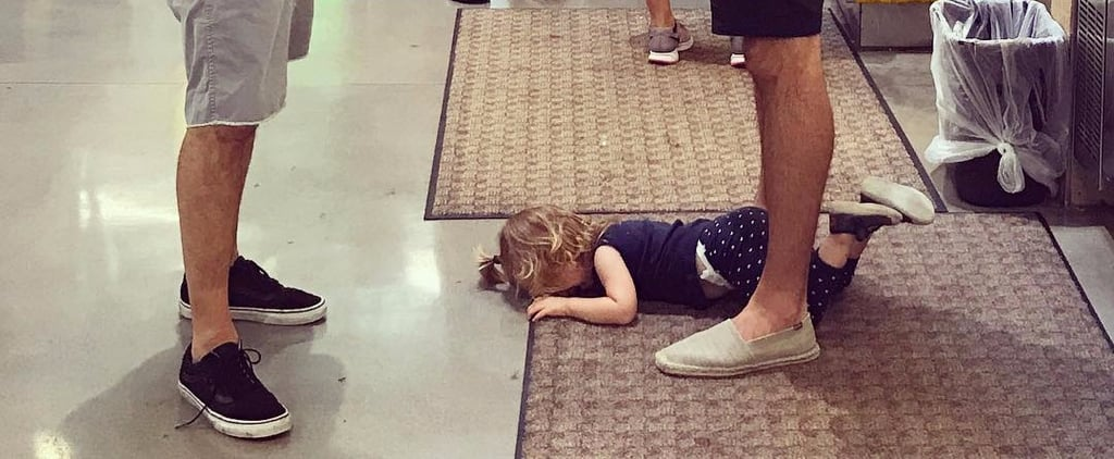 "Why 1 Dad Refused to ""Be Embarrassed"" Over His Toddler's Epic Whole Foods Meltdown"