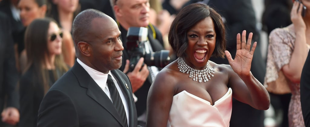 Someone Send Help — We Can't Handle Viola Davis's Gorgeous SAG Awards Appearance