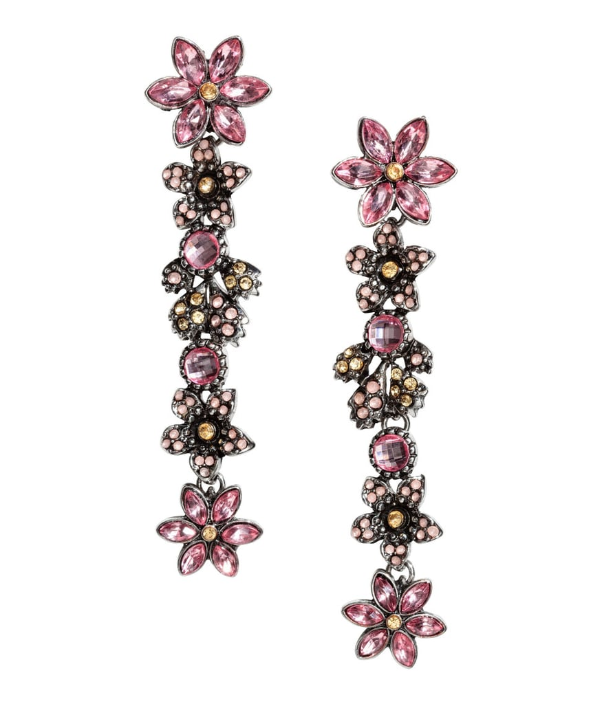 These H&M floral earrings ($13) offer the standout trend at a standout price.