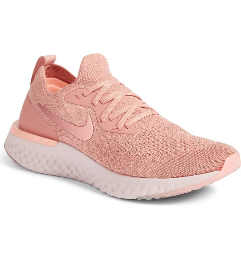 Nike Epic React Flyknit Running Shoe