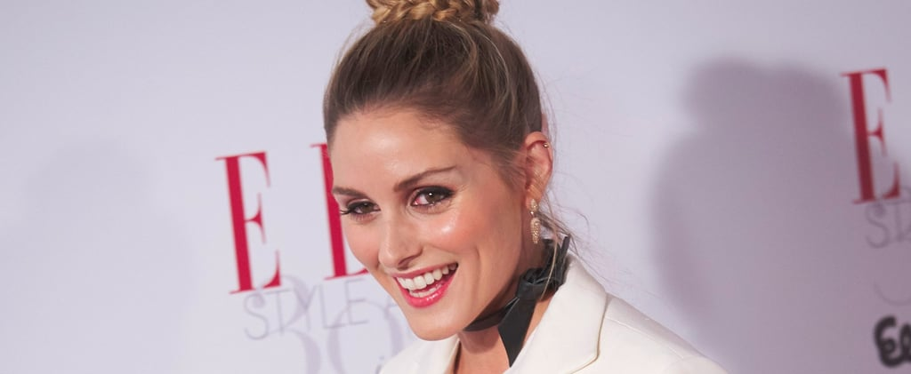 Olivia Palermo's Scarf Choker Will Be Everywhere in a Matter of Minutes
