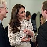 Kate Middleton at Recovery Street Film Festival Nov. 2016