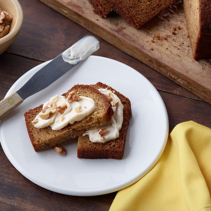 Savory Banana Bread