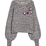 H&M Sweater with Appliqués