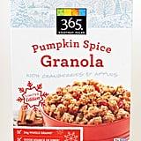365 Pumpkin Spice Granola