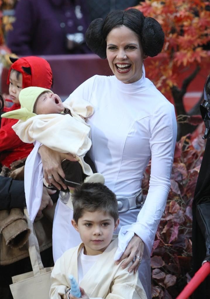 Natalie Morales and Her Kids as Princess Leia Luke Skywalker and Yoda  sc 1 st  Popsugar & Natalie Morales and Her Kids as Princess Leia Luke Skywalker and ...