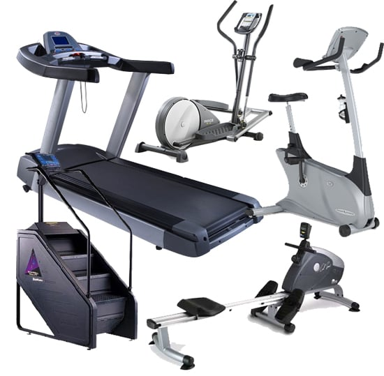 Home Gym Kit Out: Exercise Equipment