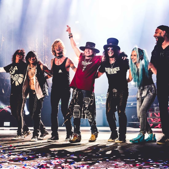 Guns N' Roses 2018 Abu Dhabi Grand Prix After-Race Gig