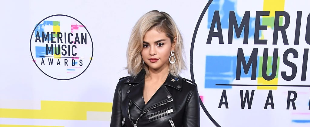 Selena Gomez's New Hair Took 9 Hours and 8 Bowls of Bleach