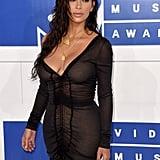 Kim Kardashian's Dress at VMAs 2016