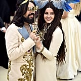 Alessandro Michele at the 2018 Met Gala