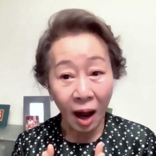 Watch Minari's Yuh-Jung Youn's 2021 SAG Awards Speech