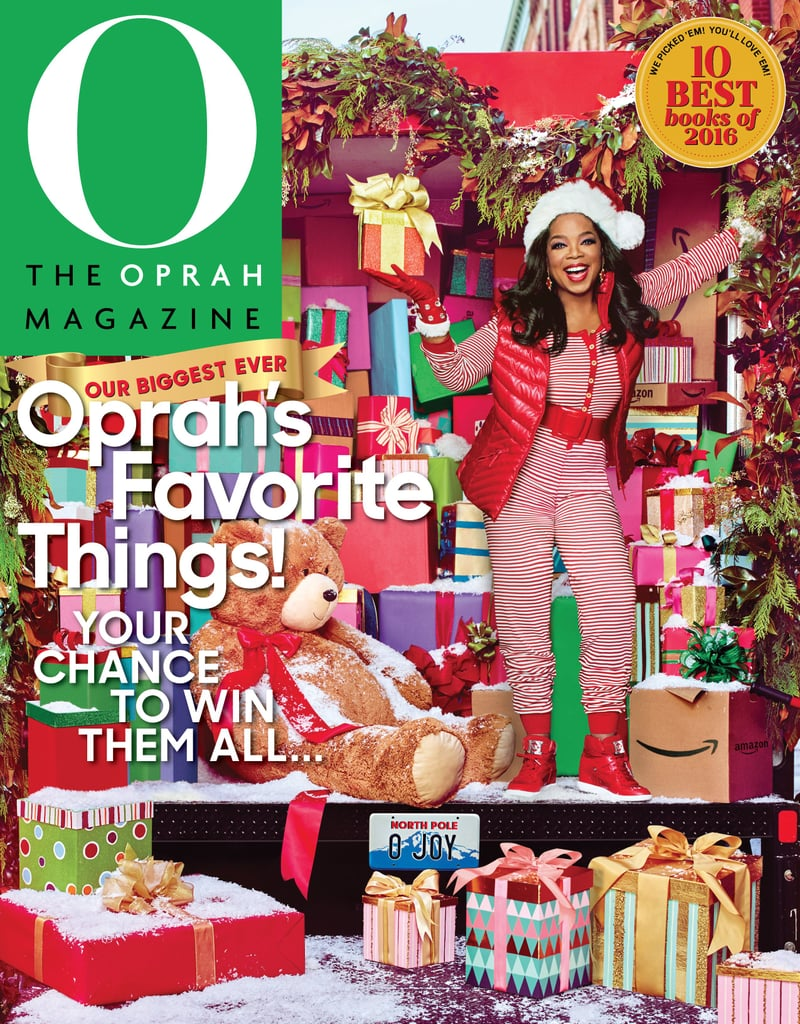oprah 39 s favorite things list 2016 popsugar celebrity