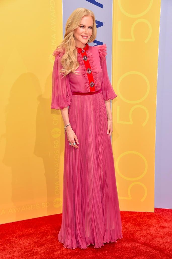 Red Carpet Dresses at the CMA Awards 2016