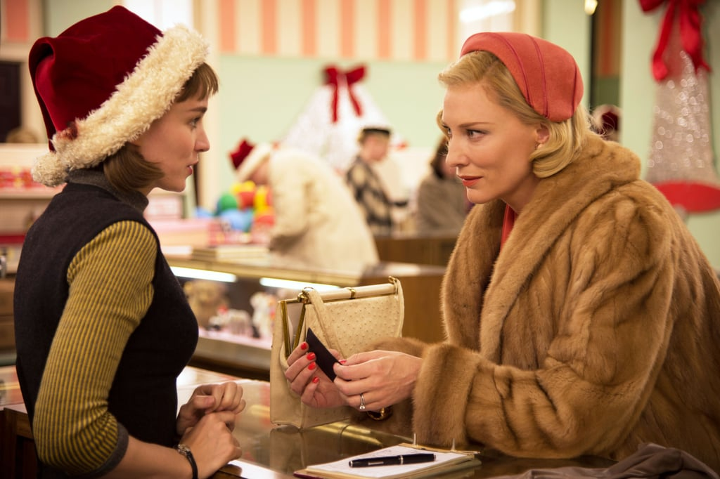Carol Aird and Therese Belivet From Carol